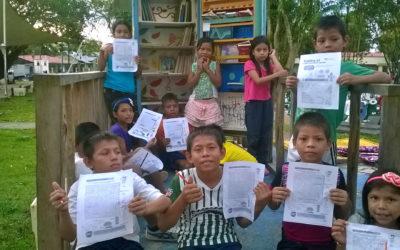 Adriana Bueno & The BiblioVan Part 2