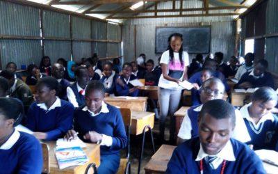 Keeping Girls in School:  Meet Lila Kiwelu and Mdada