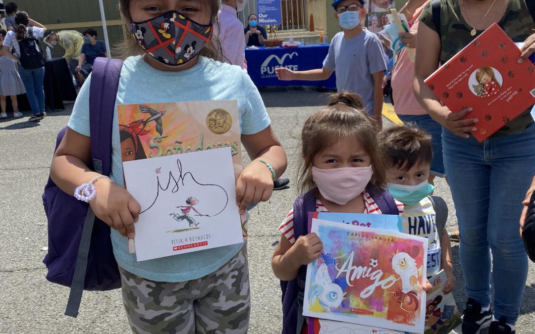 Antonette Franceschi-Chavez and Marysol Perez: Finding Equity through Literacy