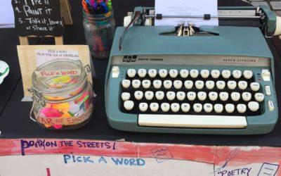 Poetry on the Streets: Melanie Faranello